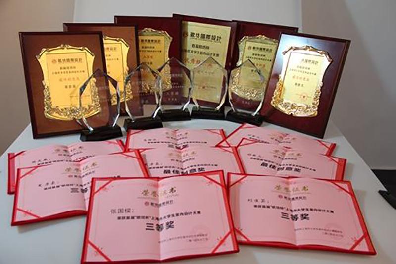 上海室内装饰设计银奖