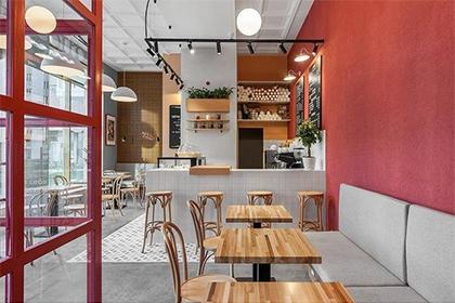 咖啡厅装饰设计,空间设计体现咖啡厅品味!