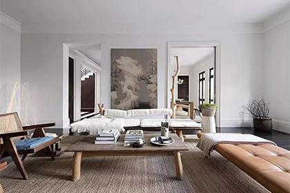 1025㎡顶级私宅,真正的艺术,有时间的光泽,有生活的诗意!