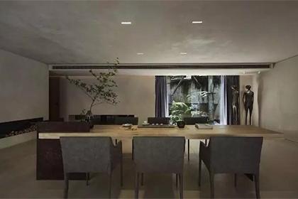 龙8国际娱乐pt案例 | 以陋室为名,诠释空间美学