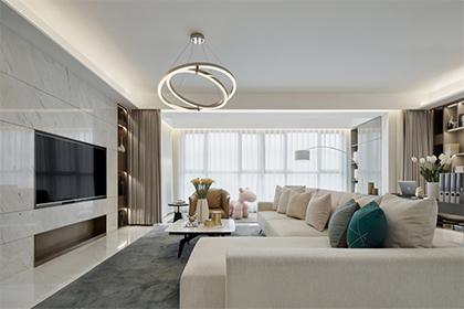 现代简约时尚居家空间,这种美感你get了吗