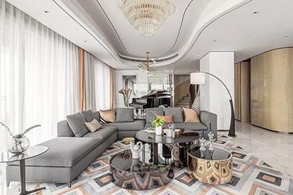 黄浦滨江380 m²顶层复式,气质非凡的生活艺术家!