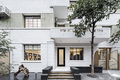 上海弄堂改造,建筑区分不同的设计