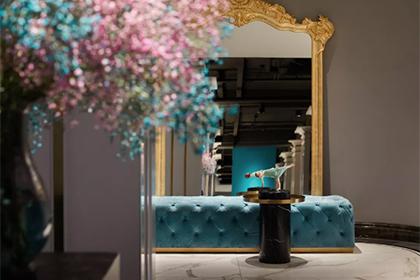 美案周刊丨新风格酒店,现代风格与古典的完美融合,美爆!